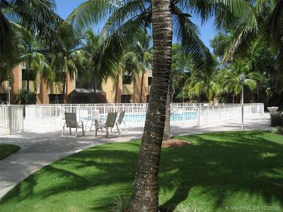 Venetian Palms Condo Condo For Sale: 7957 SW 104th Street #B110