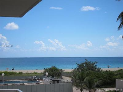 Miami Beach Condo For Sale: 401 Ocean Dr #310