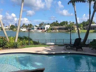 North Miami Beach Single Family Home For Sale: 19361 NE 19th Pl