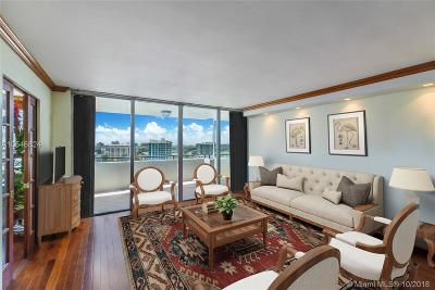 Venetian Islands Condo For Sale: 11 Island Ave #1610