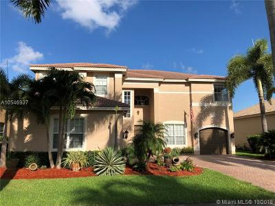 Miramar Single Family Home For Sale: 3260 SW 190th Ave
