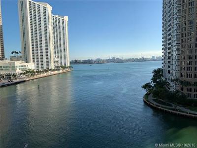 Miami Condo For Sale: 465 Brickell Ave #801