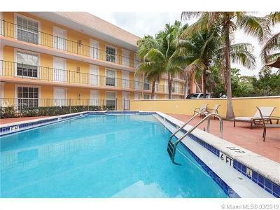 Miami Condo For Sale: 3245 Virginia St #15