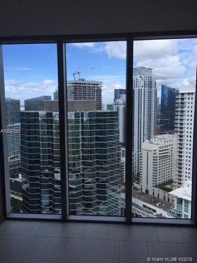 Miami Condo For Sale: 1300 Brickell Bay Dr #3705