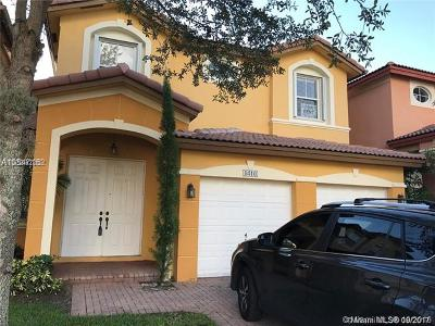 Doral Single Family Home For Sale: 8410 NW 114th Path