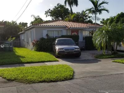 Miami Single Family Home For Sale: 2850 SW 36th Ave