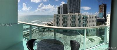 Hollywood Condo For Sale: 3801 S Ocean Dr #PH16H