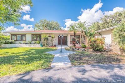 Palmetto Bay Single Family Home For Sale: 13840 SW 74th Ave