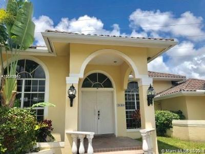 Palmetto Bay Single Family Home For Sale: 16360 SW 87th Ct