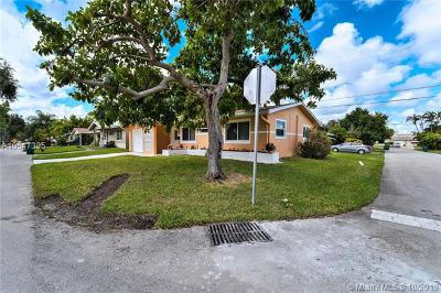 Fort Lauderdale Single Family Home For Sale: 2613 NW 54th St