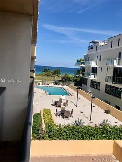 Surfside Condo For Sale: 9511 Collins Ave #308