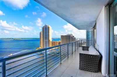 Condo For Sale: 335 S Biscayne Blvd #2809