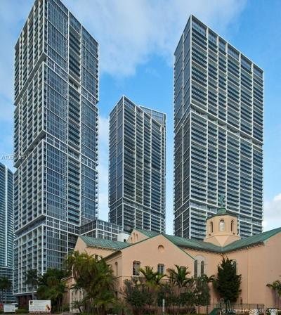 Brickell Single Family Home For Sale: 495 Brickell Ave #5310