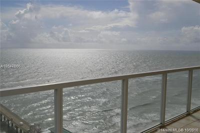 Sunny Isles Beach Condo For Sale: 16699 Collins Ave #1403