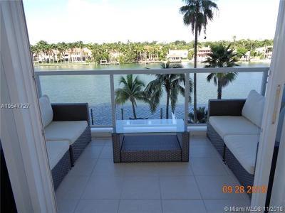 Miami Beach Condo For Sale: 5600 Collins Ave #5K