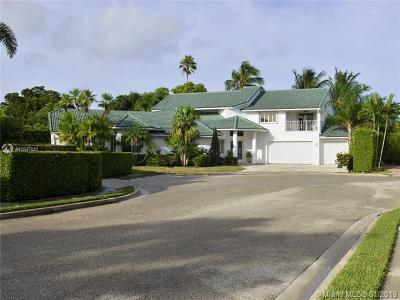 West Palm Beach Single Family Home For Sale: 120 N Flagler Promenade N