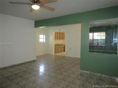 Hollywood Single Family Home For Sale: 2131 Arthur St