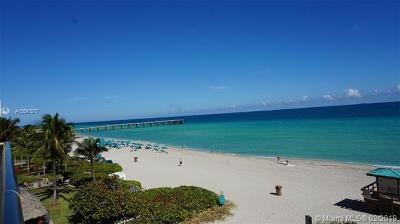Sunny Isles Beach Condo For Sale: 16275 Collins Ave #604