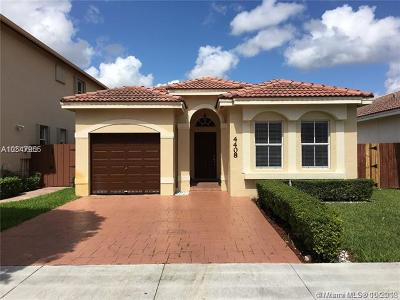 Doral Single Family Home Sold