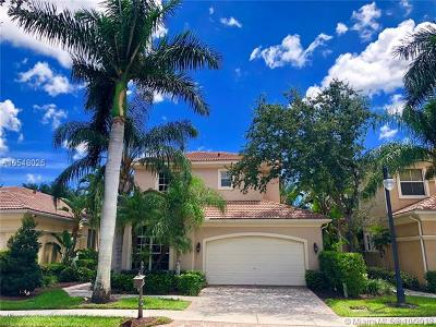 Palm Beach Gardens Single Family Home For Sale: 142 Andalusia Wy