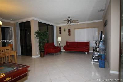 Coconut Creek Condo For Sale: 4498 S Carambola Cir S #27303