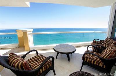 Sunny Isles Beach Condo For Sale: 17875 Collins Ave #3402