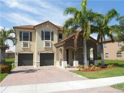 Homestead Single Family Home For Sale: 23581 SW 114th Pl