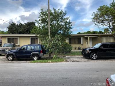 Miami Multi Family Home For Sale: 3301 NW 16th St