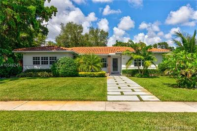 Miami Shores Single Family Home For Sale: 195 NW 96th St