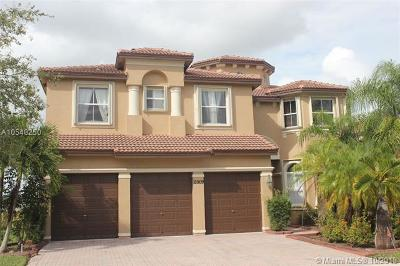 Miramar Single Family Home For Sale: 15909 SW 54th Ct