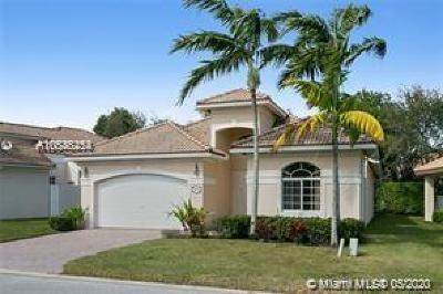 West Palm Beach Single Family Home Active With Contract: 4453 N San Andros