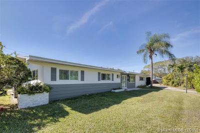 Palmetto Bay Single Family Home For Sale: 7480 SW 136th Street