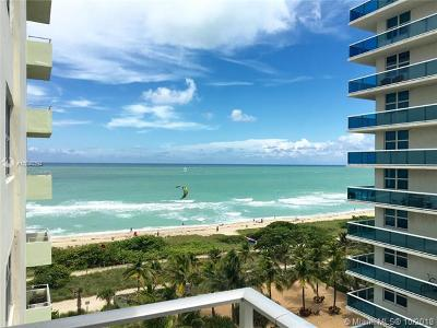 Four Winds, Four Winds Condo, Four Winds Condominium Rental For Rent: 9225 Collins Ave #804