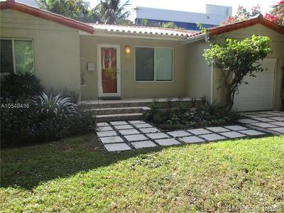 Coral Gables Single Family Home For Sale: 434 Loretto Ave