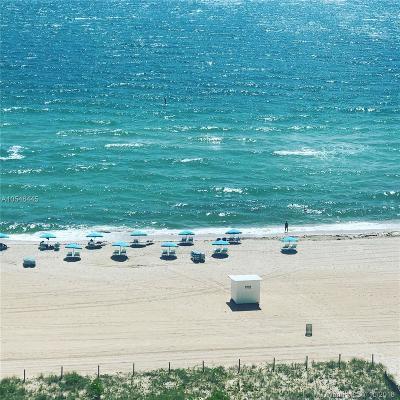 Miami Beach Condo For Sale: 5701 Collins Ave #1409