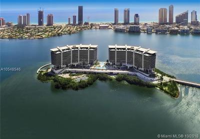Aventura Condo For Sale: 5500 Island Estates Drive #1401