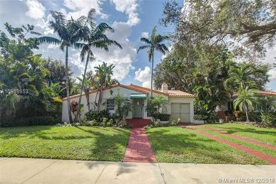 Miami Shores Single Family Home For Sale: 574 NE 94th St