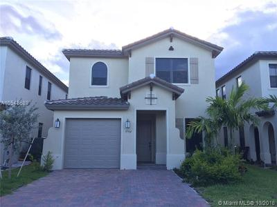 Hialeah Single Family Home For Sale: 9764 W 34th Ct