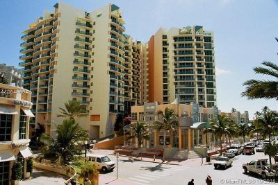 Il Villaggio, Il Villaggio On South Bea Condo For Sale: 1455 Ocean Dr #705