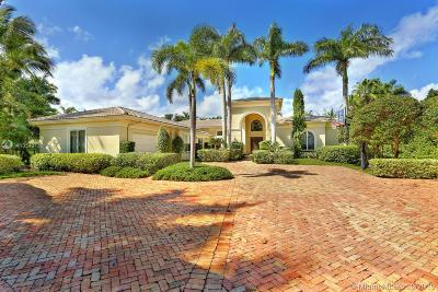 Pinecrest Single Family Home For Sale: 11062 SW 59th Ct