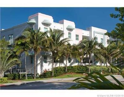 The Waverly At Surfside, The Waverly At Surfside B, The Waverly Condo For Sale: 9172 Collins Ave #403