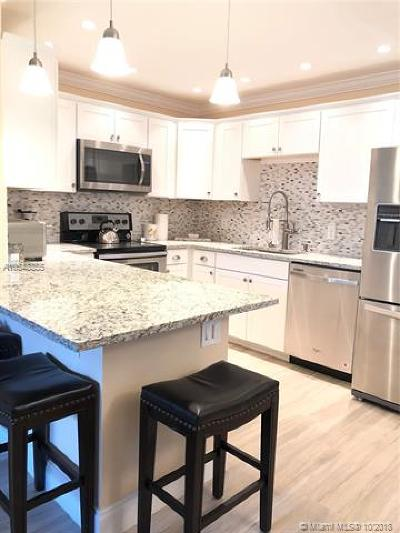 Delray Beach Condo For Sale: 87 Waterford D