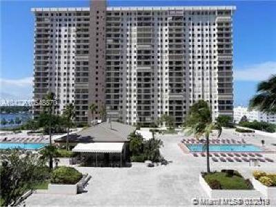 Hollywood Condo For Sale: 1201 S Ocean Dr #1412S