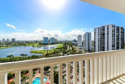Aventura Condo For Sale: 20281 E Country Club Dr #1405