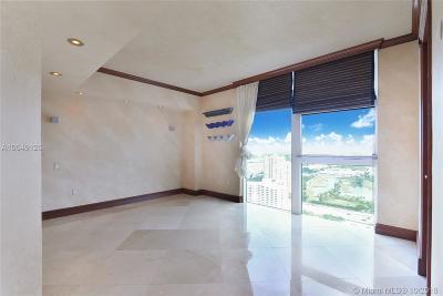 Aventura Condo For Sale: 3370 Hidden Bay Dr #3811
