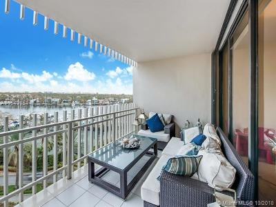 Miami Condo For Sale: 3 Grove Isle Dr #C708