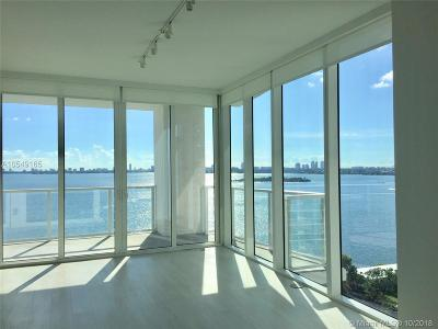 Crimson Condo, Crimson Miami, The Crimson, The Crimson Condo, The Crimson Condominium Condo For Sale: 601 NE 27th St #1208