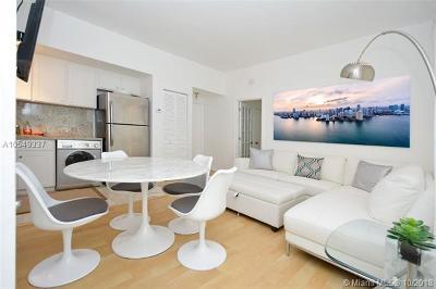 Miami Beach Condo For Sale: 1342 Drexel Ave #105