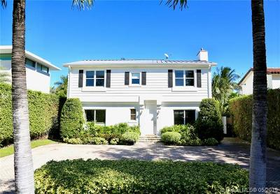 Miami Beach Single Family Home For Sale: 5013 Delaware Ave