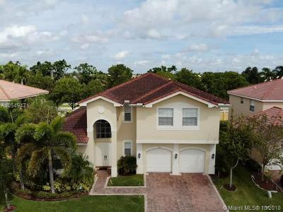 Miramar Single Family Home For Sale: 17951 SW 41st St
